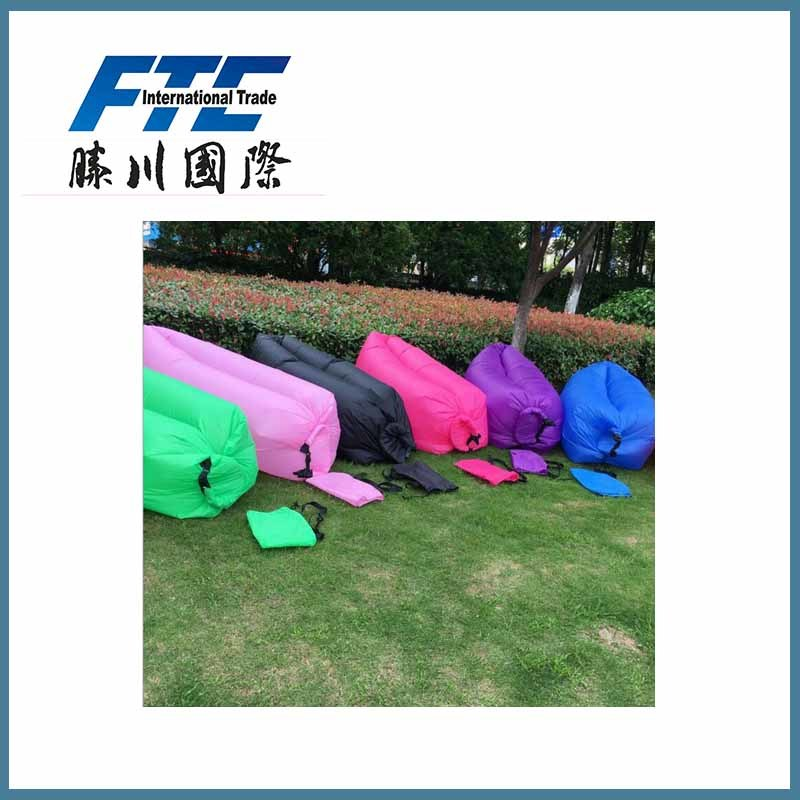 2016 Inflatable Sun Lounger Outdoor Camping Air Bag