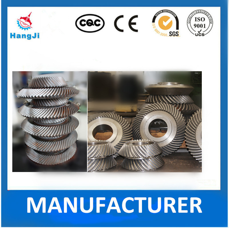 High Quality Spiral Bevel Gear Manufacturer in China