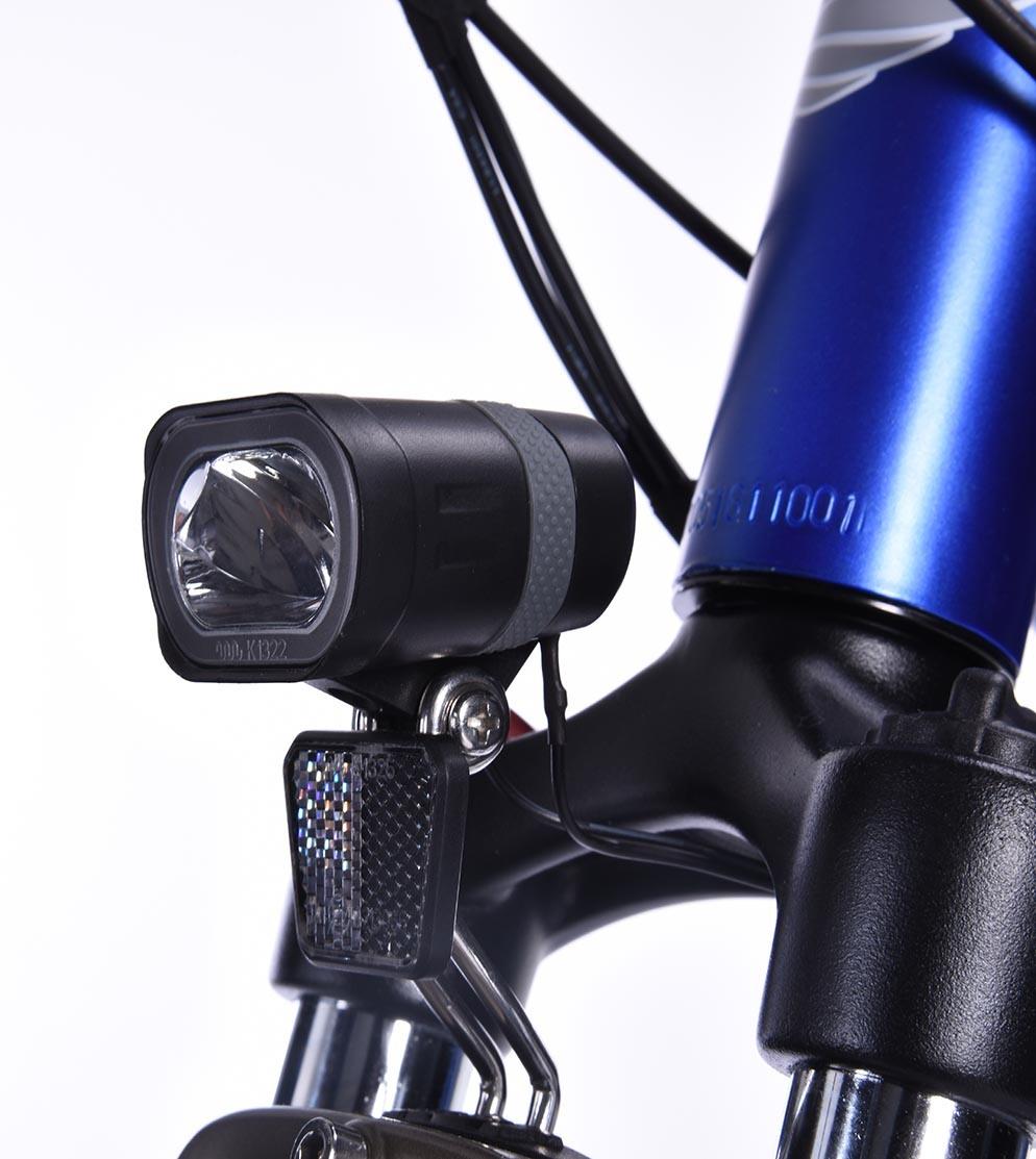 700c Electric City Bike 36V 250W Rst Fork
