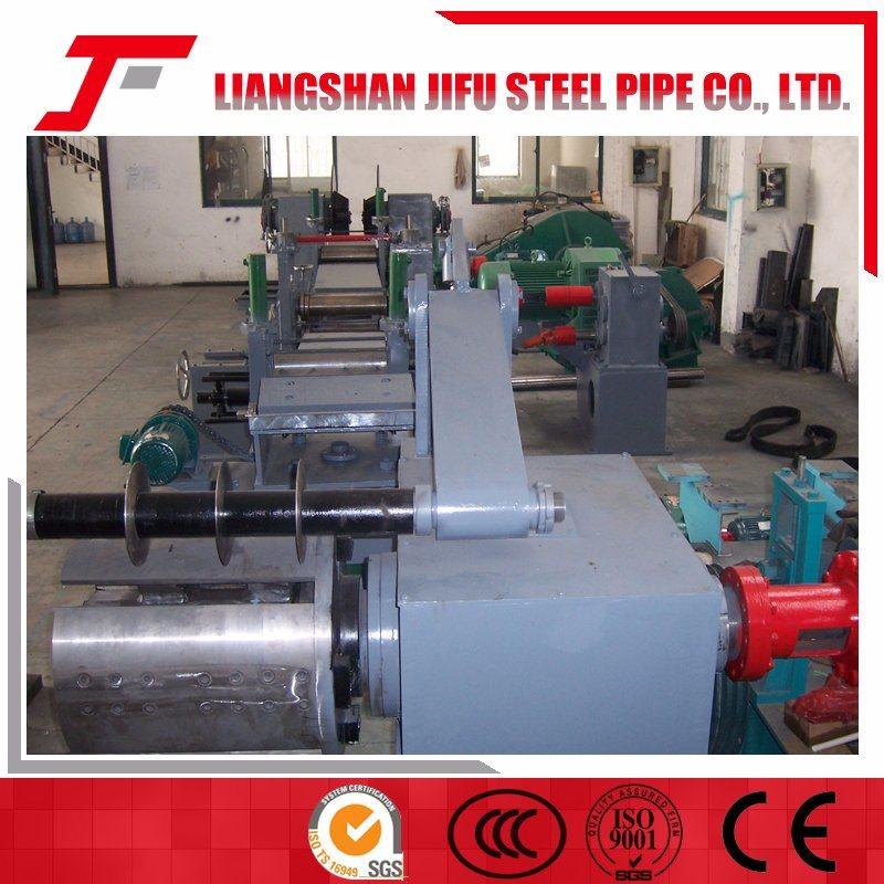 Automatic Shearing & Slitting Line China
