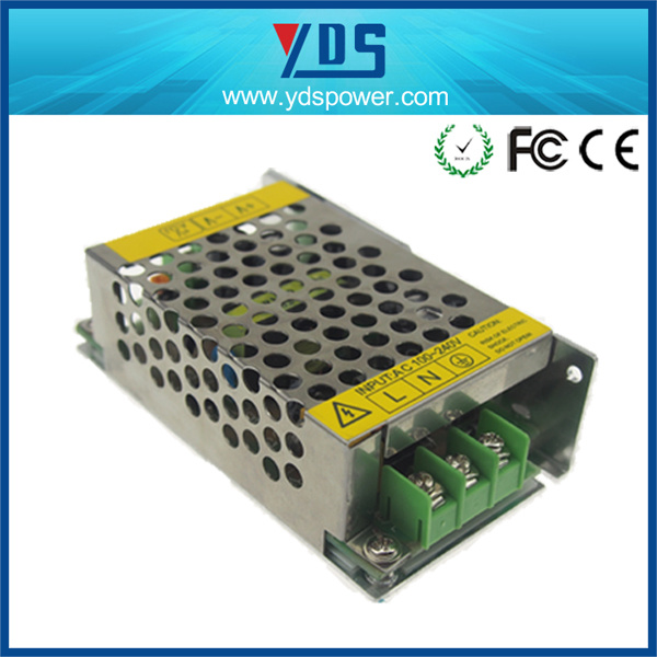 AC-DC S-12-12 Ce Approved 12W 12V 1A Single Output LED Switching Power Supply for CCTV Power Supply