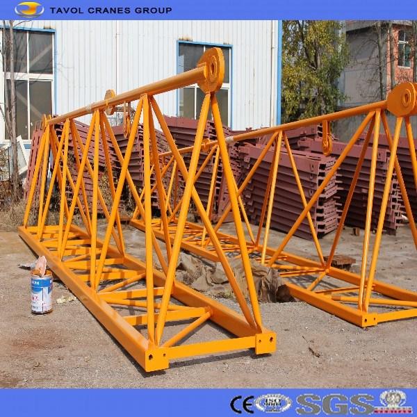 Qtz63 5610 Tower Crane From Tower Crane Manufacturer China