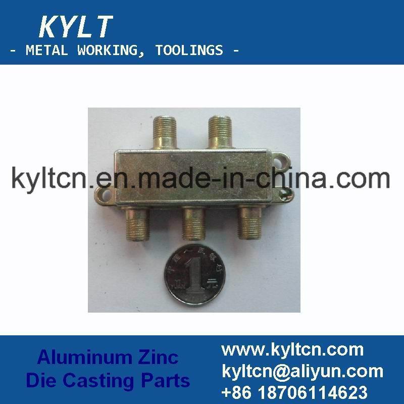 Zinc/Zamak Signal Distributor/Divider/Allotter/Splitter (precision die casting)