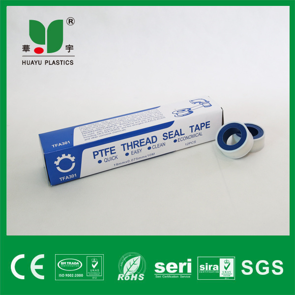 12mm PTFE Tape, Teflon Tape for Water Pipe