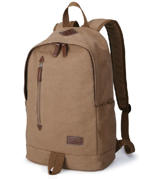 Day Hiking/Sport/School/Travel Canvas Backpack (MS1201)
