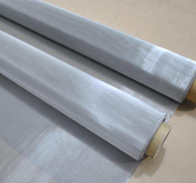 Plain Weave / Woven Stainless Steel Cloth / Fabric / Screen / Wire Mesh