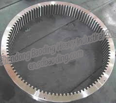 Forging Ring Gear, Steel Ring Gear