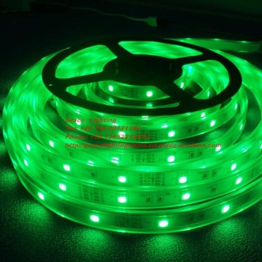60LEDs/M Beautiful 5050 LED Strip Light (G-SMD5050-60-12V-45)