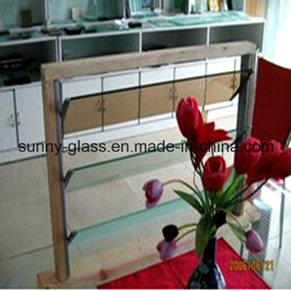 6mm Louver Glass Fror The Decorate Glass Buliding Glass