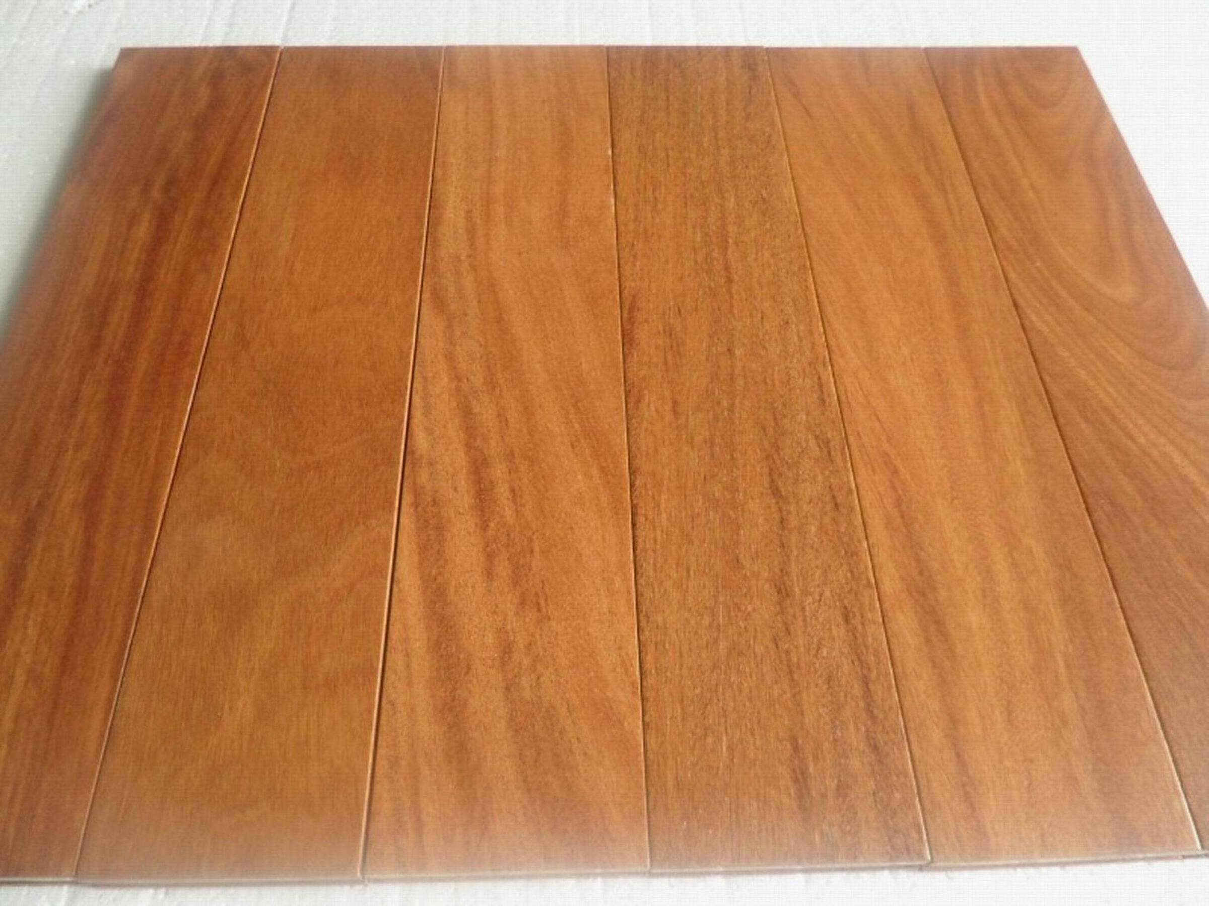 China Best Sales Low Price Cumaru Brazilian Teak Wood