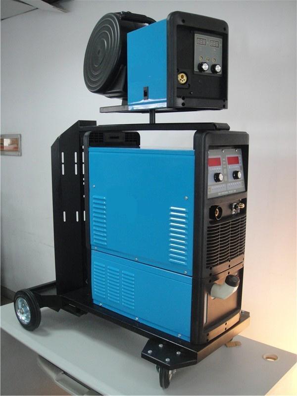 6 in 1 Digital 6-Process With Pulse Mig Welding Equipment