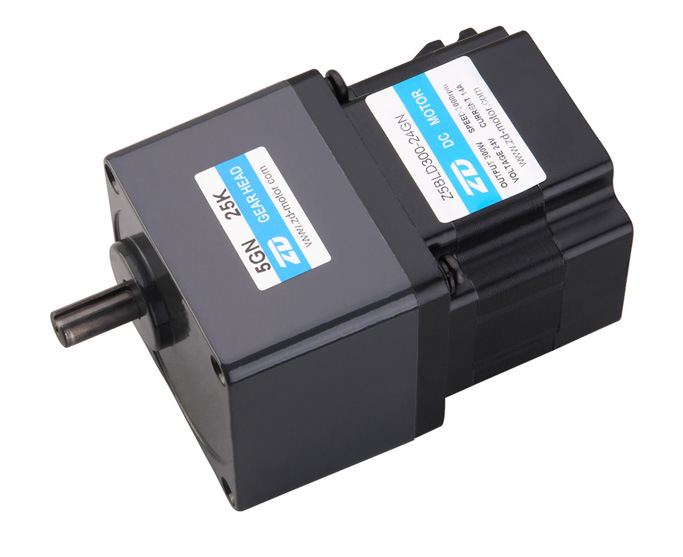 ZD 24V 300W Brushless DC Motor 3000rpm