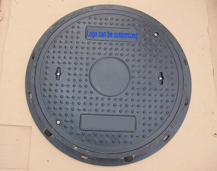 En124 Factory Supplier Competitive Price SMC Composite Manhole Cover