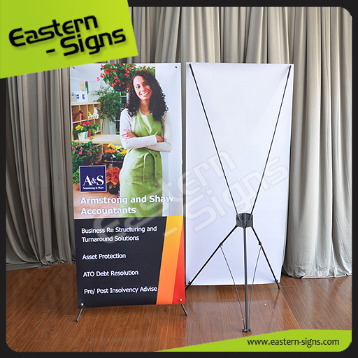 Portable Pop up Exhibition Display Stand