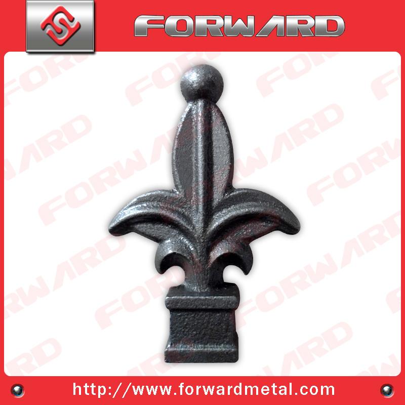 Ornamental Wrought Iron Panel