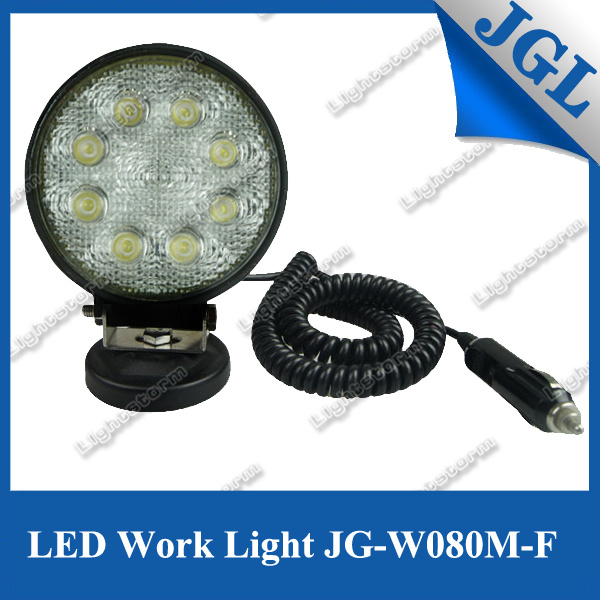 """4"""" 24W Magnetic LED Working Work Lamp Tractor Truck"""