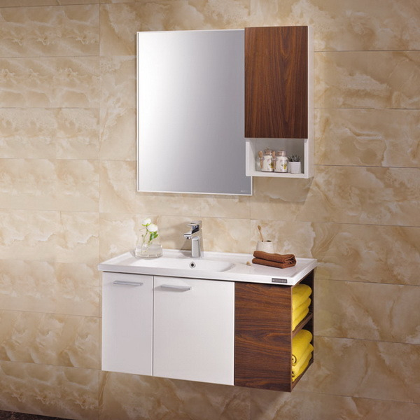 high gloss lacquer and laminate bathroom cabinets and vanities op13