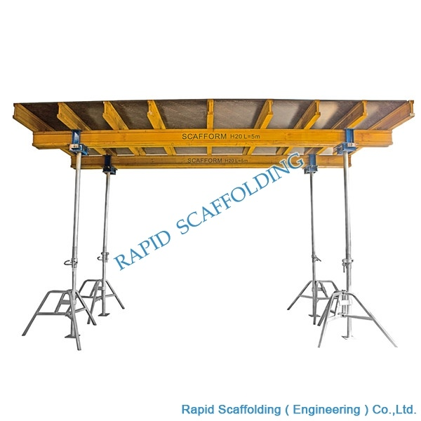 Post Shore Porps Scaffolding System