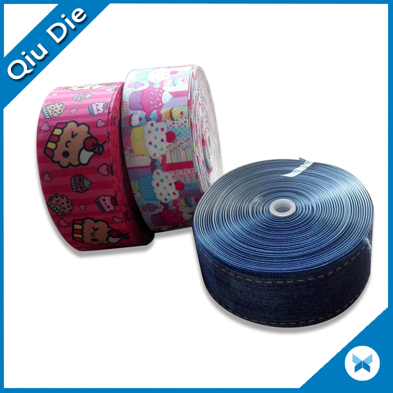 Thermal Transfer Print Expressions Pure Color Grosgrain Ribbon