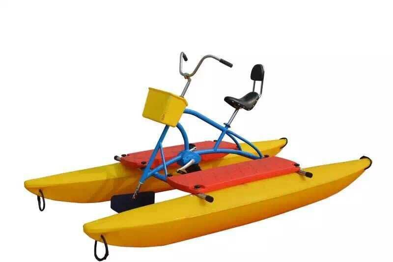 Exciting Amusement Water Bicycle, Inflatable Water Bicycle for Sale
