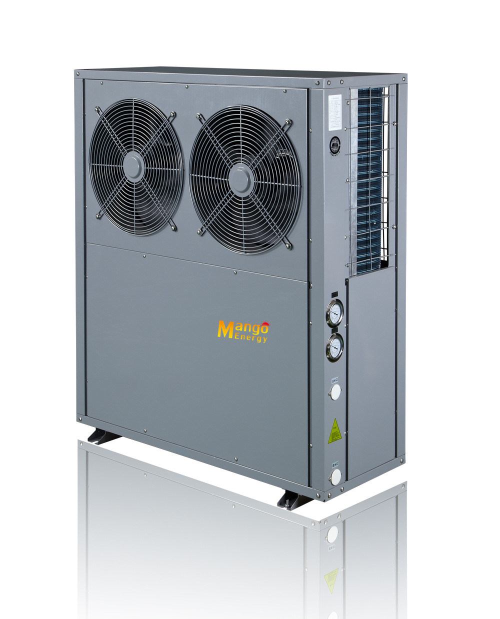 Ce 50Hz/60Hz DC Inverter Air to Water Evi Heat Pump