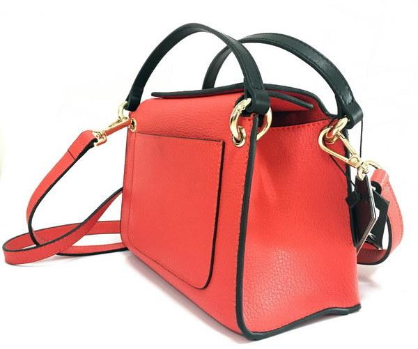 China Wholesale Mini Leather Handbag Satchel Leather Handbag (BS1609-13)