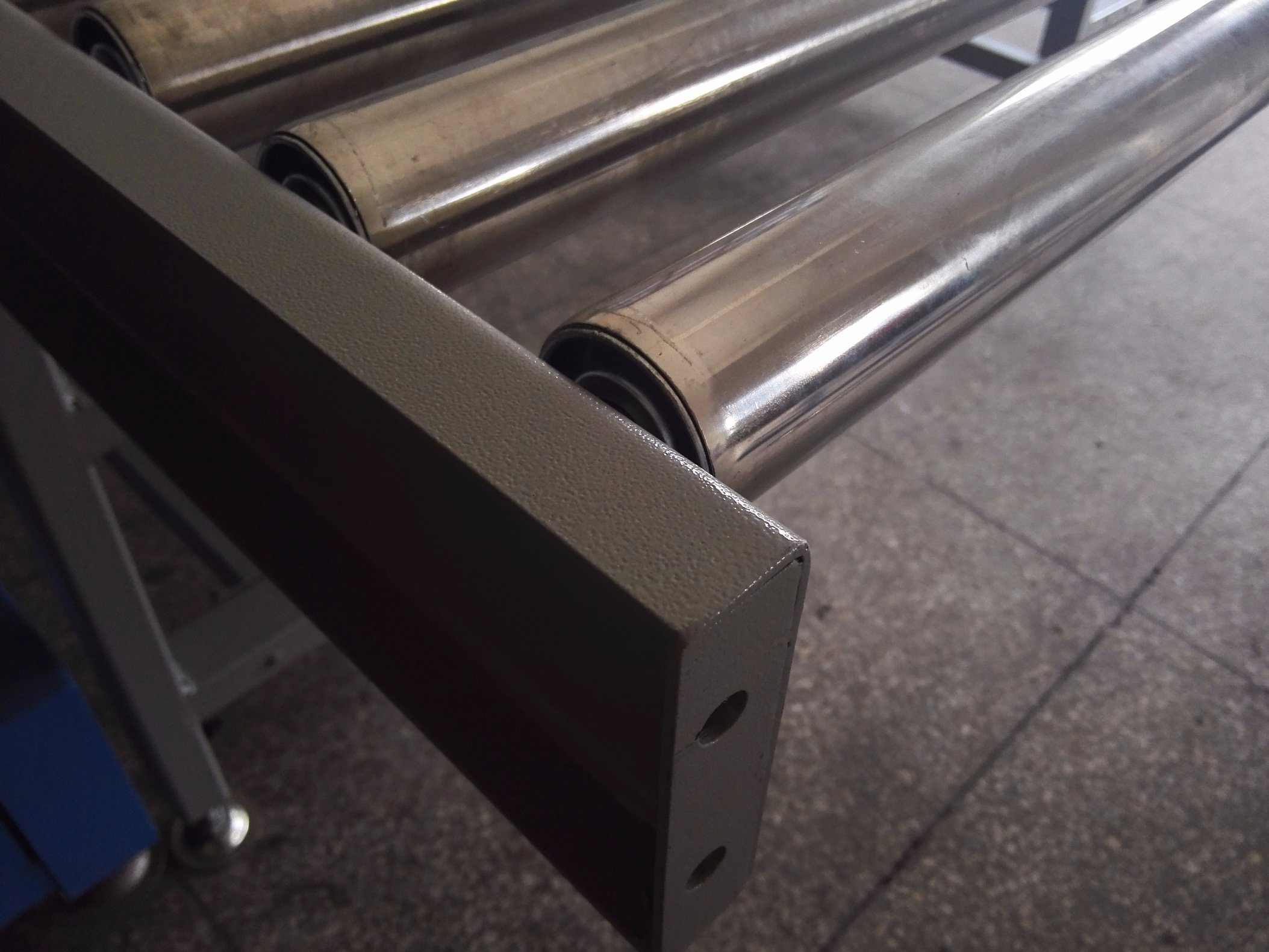 CB112 Series Non-Power/Nonmotorized/Gravity Roller Conveyor