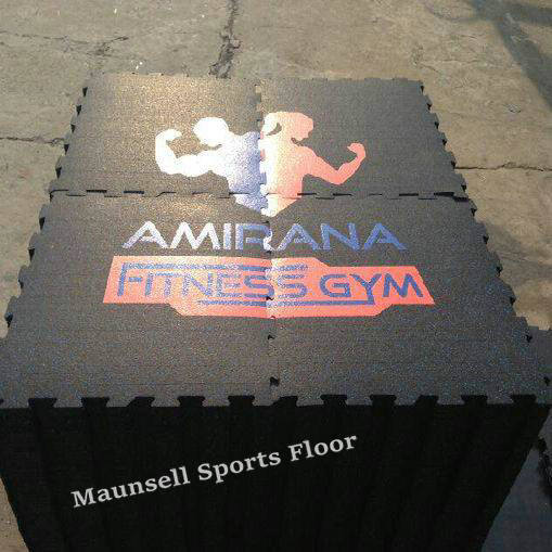 Professional Cheap Rubber/EPDM Roll/Tile/Interlock Gym Sports Flooring