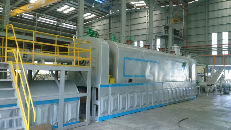 Convert Waste Tire to Fuel Oil with 8-60t/D -Ce/ISO Tyre Recycling Machine Waste Tire to Diesel Oil