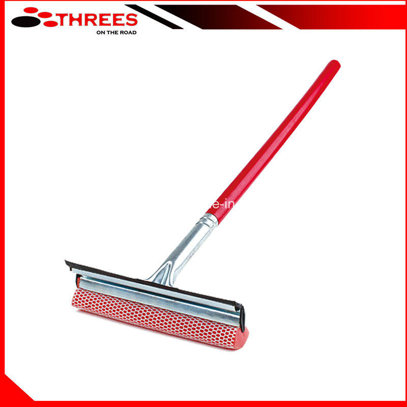 Sponge Squeegee with Wood Handle (1507302)