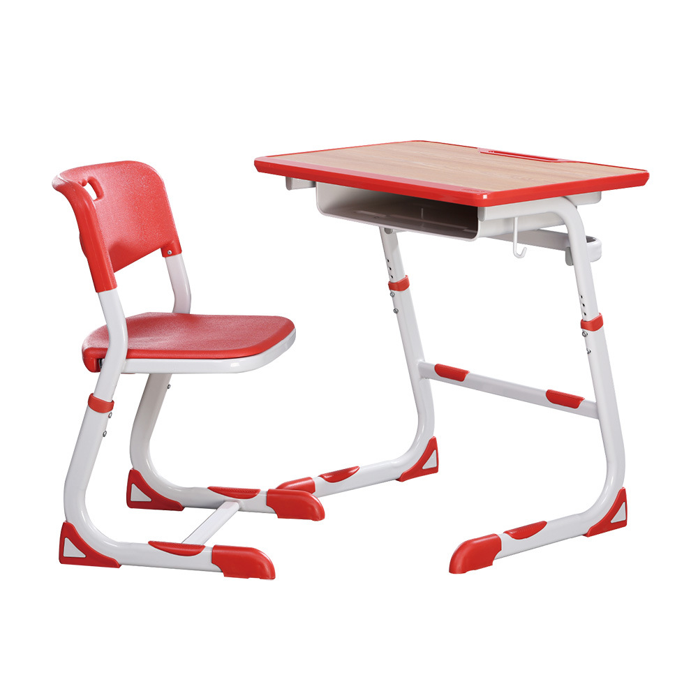 Modern school desk and chair - China 2017 New Style Modern School Desk And Chair Classroom Furniture China Study Table Furniture Student Learning Table