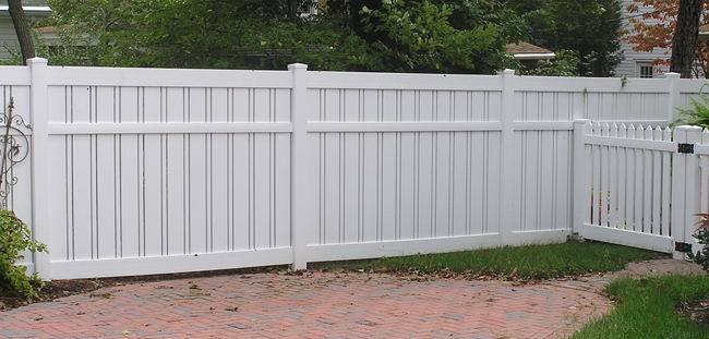Vinyl Fence Post 187 Fencing