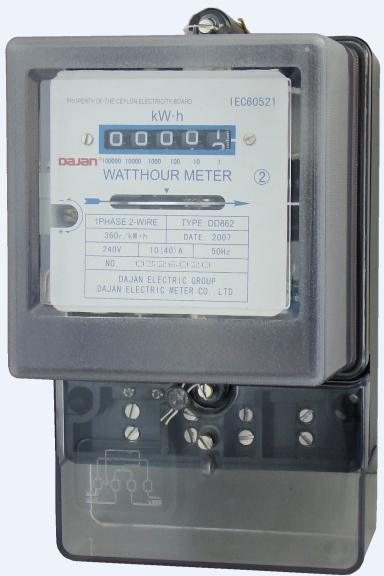 Kilowatt Usage Meter : China kwh meter dd