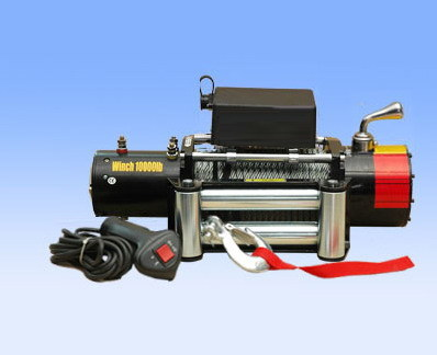 4X4 Electric Winch 10000lbs CE High Performance