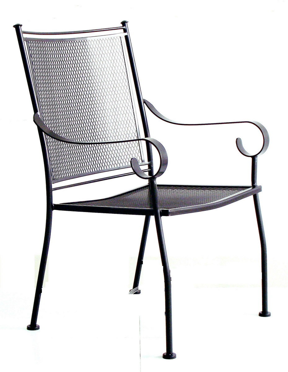 OUTDOOR METAL CHAIRS – DOORS