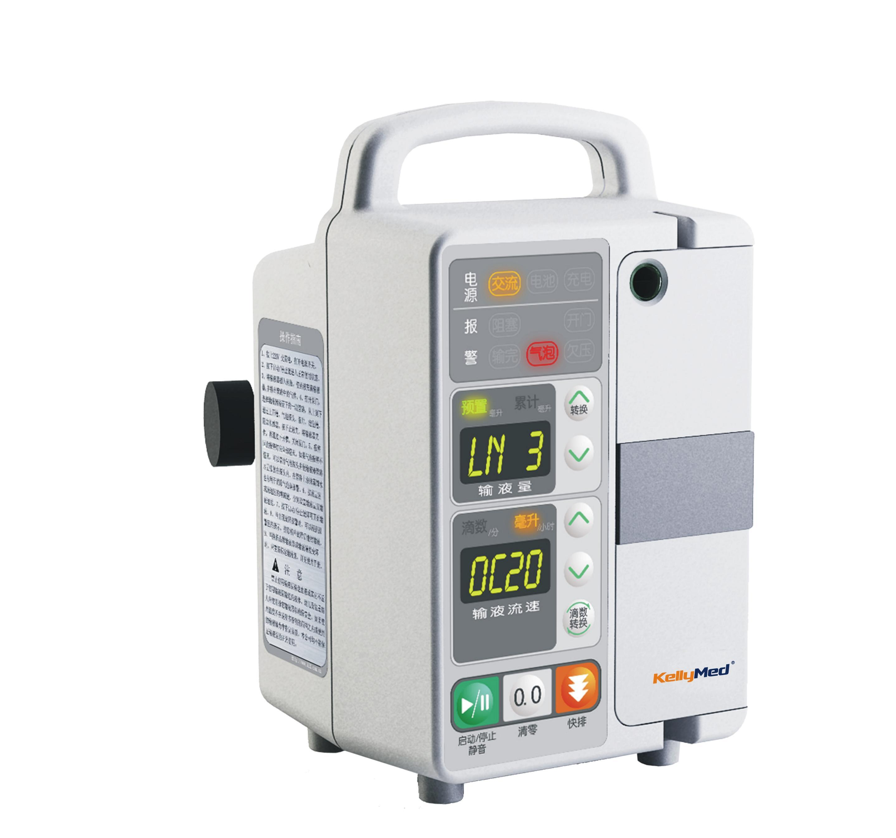 Infusion Systems Perspective : China infusion pump znb xd ce marked