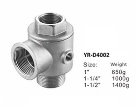 Five Way Connection/ 5 Way Check Valve