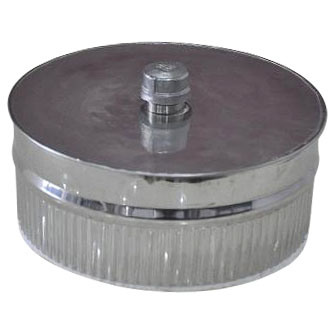 Ce Spigot Lock Tee Plug with Drain Chimney Pipe