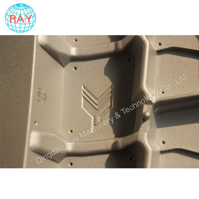 Steel / Aluminum Aluminium TBR Segments Tyre Tire Mould