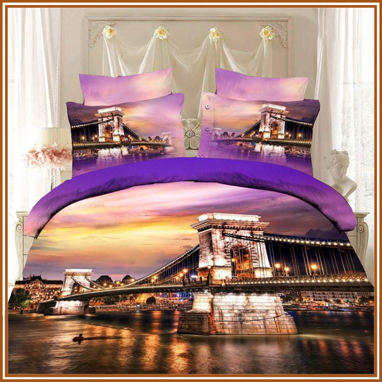 100% Polyester Digital Printed Cushion