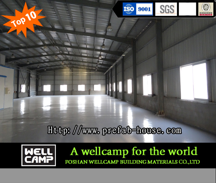 Light Steel Structure and Steel Sheet Steel Structure Project