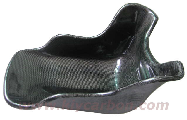 Carbon Fiber Parts Motorcycle Seat