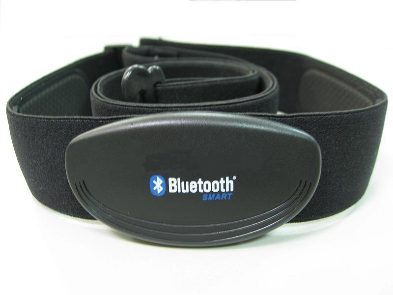 Wireless Heart Rate Monitor, Compatible with Bluetooth for iPhone 4S/iPhone 5/New iPad (SH-WHM01)