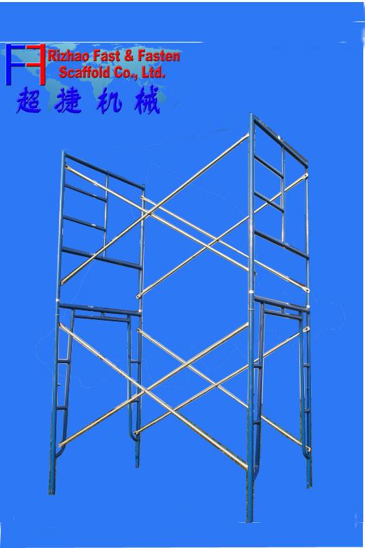 Scaffolding Walk Thru Frame (FF-635A)