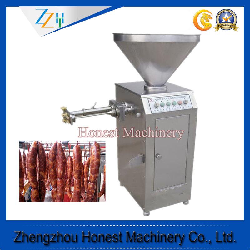 Full Stainless Steel Sausage Stuffer Machine / Sausage Filling Machine