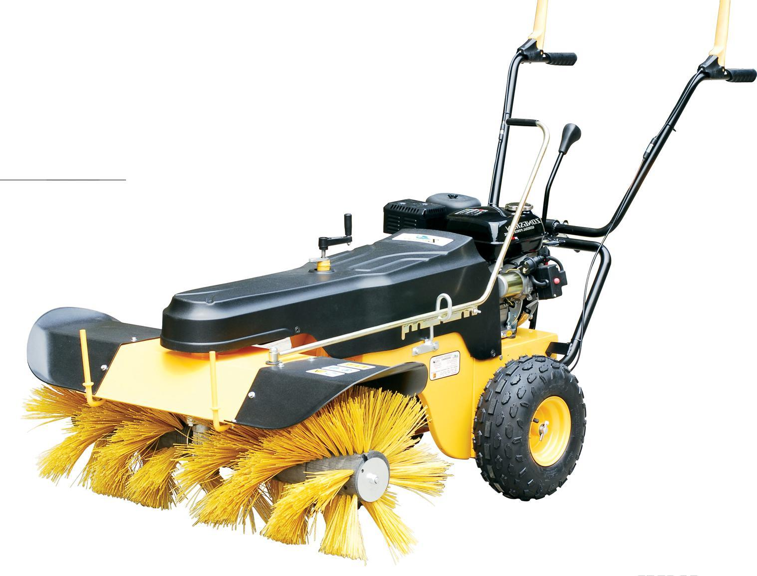 4 Forward Speed 6.5HP Gasoline Sweeper (SSG65100C)