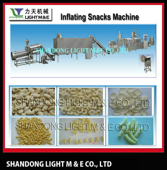 Snacks Making Machine (LT65, LT70, LT85)