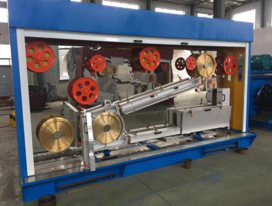 Copper Wire Drawing Machine with Annealer Machine
