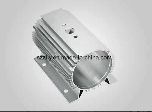 Factory Price 6063 Extruded Aluminum Heat Sink