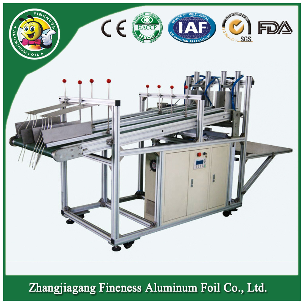 40t Aluminum Foil Container Production Line